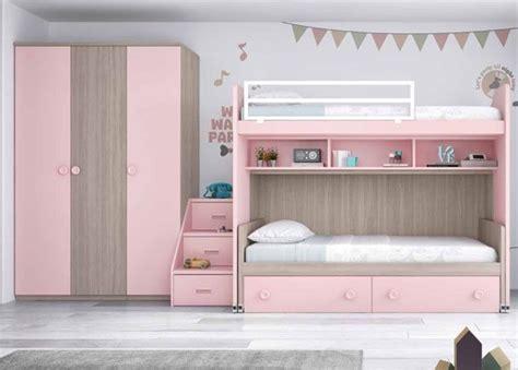 armario habitacion infantil habitaci 243 n infantil con literas y armario literas