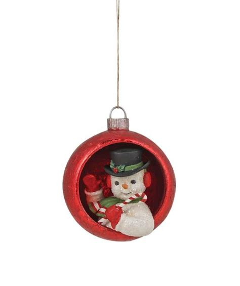 ornamental snowman ornament bethany lowe christmas the