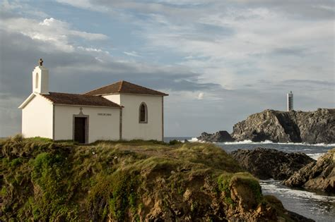 light house church church and lighthouse at the coast free stock photo public domain pictures