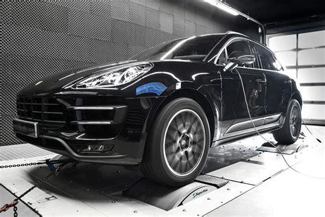 Chiptuning Porsche Macan by Leistungssteigerung Porsche Macan 3 6 V6 Bi Turbo