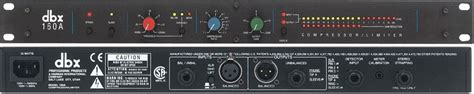 Dbx 160a Original dbx 160a review tacoma recording studio