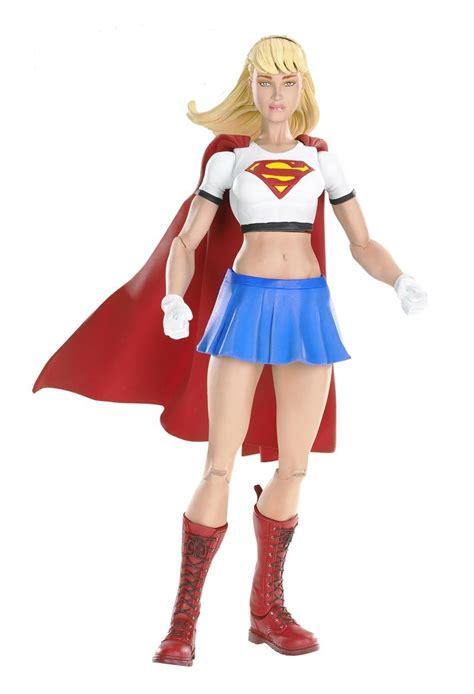 Figure Supergirl Designer Series supergirl figures supergirl of might