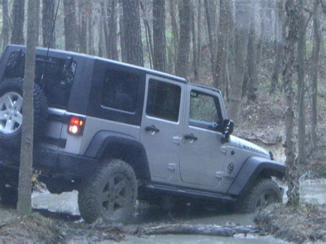 Jeep Enthusiast Muddy Jeep Jeep Enthusiast