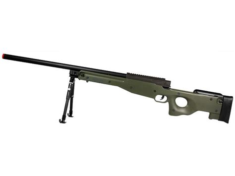 Airsoft Gun Tipe Sniper Utg Type 96 Green Airsoft Sniper W Upgraded