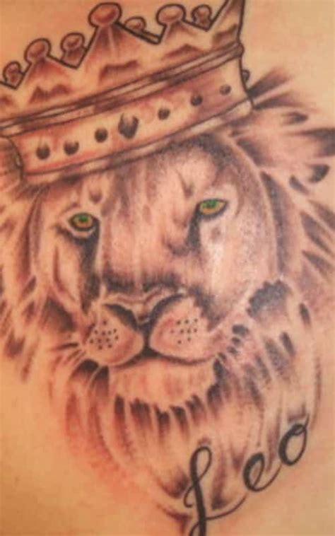 leo symbol tattoo designs leo tattoos inkdoneright