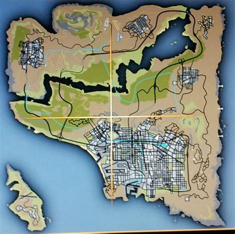 Gta 5 ps3 map gta 5 map