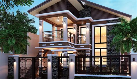 modern minimalist house designs in the philippines naindien house design modern in philippines photogiraffe me