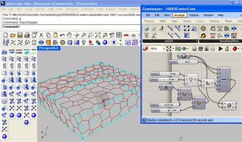 maker layout definition geometry gym tessellation in grasshopper beijing