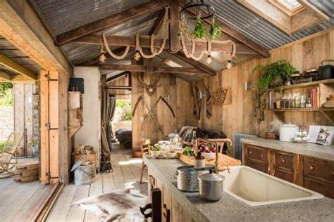 luxury cabin alternatives  soho farmhouse london