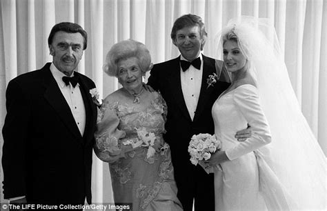 donald trump parents donald trump s mother mary macleod is profiled in politico