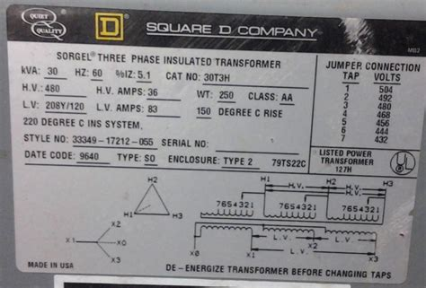 480 240 120 transformer wiring diagram wiring