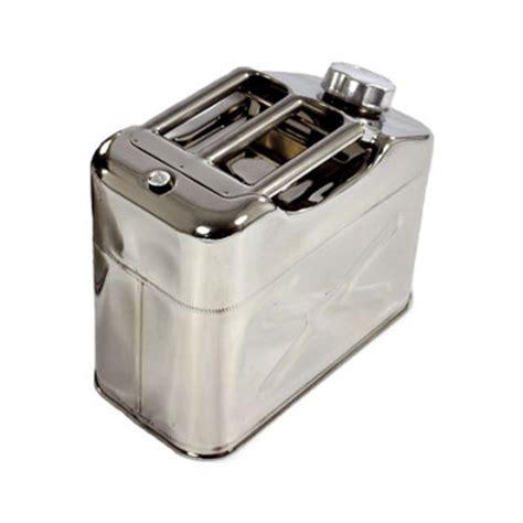kanister 20 liter aus rostfreiem stahl f 252 r benzin - Küchen Kanister Aus Rostfreiem Stahl