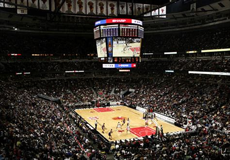 Chicago Court Search Chicago Bulls Unveil New Court Design