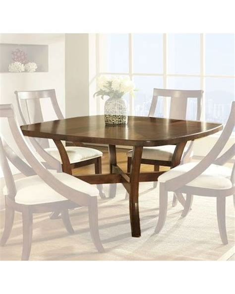 somerton dining table contemporary dining table gatsby by somerton so 422 61