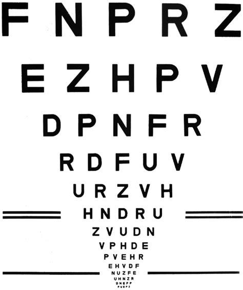 vision test test vision test visuel
