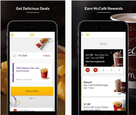 mobile mcdonalds mcdonald s delivery ios app for mobile ordering being tested