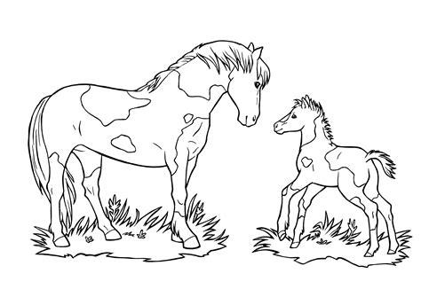 Ideen Zum Ausmalen by 99 Pferde Zum Ausmalen Ideen