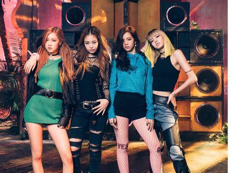 blackpink kpop news blackpink rompe record con sus pistas de debut coreano