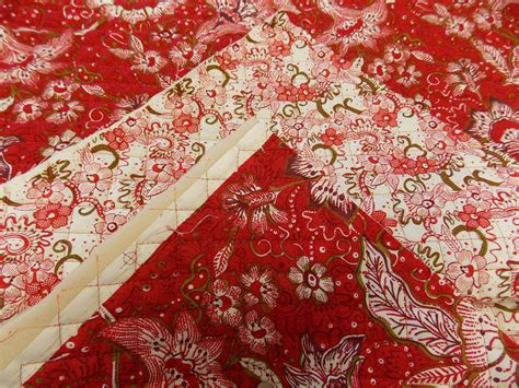 Pre Quilted Material by Pre Quilted Reversible Quilt Quilting Fabric By