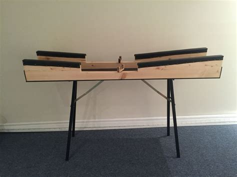 snowboard waxing bench waxing table table 224 fartage ski de fond pinterest