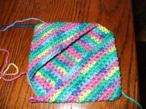 pattern for magic crochet pot holders free crochet pattern for magic potholder manet for