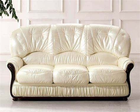italian loveseat european furniture italian leather sofa bed 33ss32