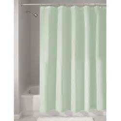 In Shower Curtain - interdesign 72 inch by 72 inch fabric waterproof shower curtain liner seafoam ebay