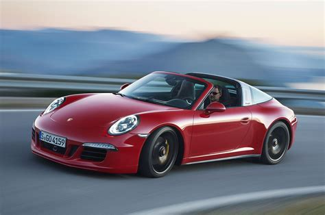 targa porsche porsche 911 targa 4 gts revealed photo image gallery