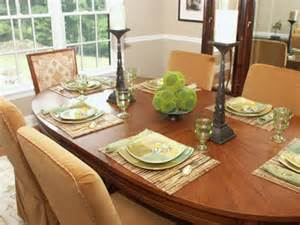how to set a dining room table home staging 10 simple solutions to help sell your home homejelly