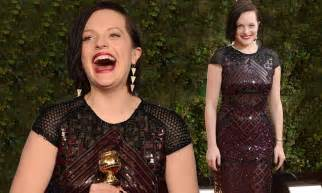 actress found dead after golden globes elisabeth moss wins best actress at golden globes for role