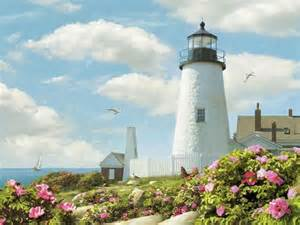 lighthouse wall mural lighthouse murals amp lighthouse scene wallpaper