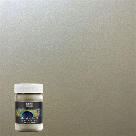can you use matte paint in a bathroom modern masters 6 oz chagne matte metallic interior
