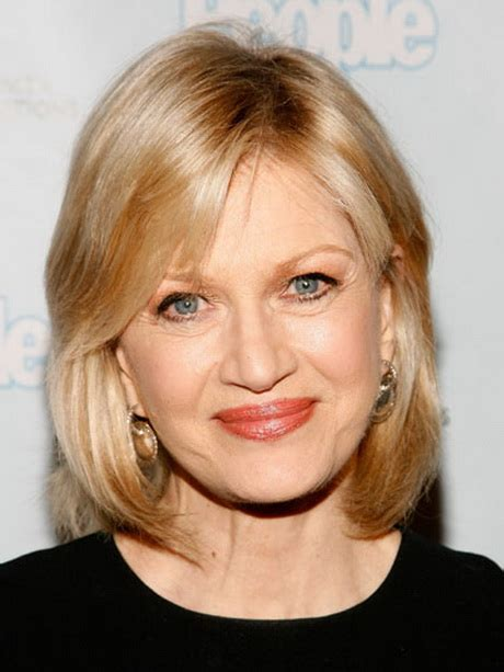 anti aging haircuts diane sawyer haircut