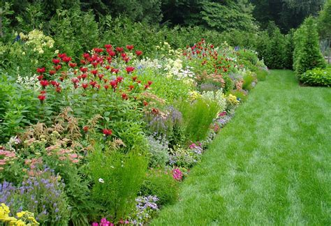 Perennial Flower Garden Design Plans 26 Perennial Garden Design Ideas Inspire You To Improve Your Outdoor Space Interior Design