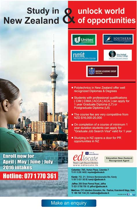 Mba For Acca In New Zealand by Study Work Live In Nz Powercaigner