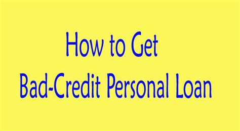 bad credit personal loan credit thirty3 how to obtain a bad credit personal loan howflux