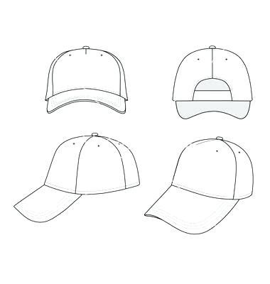 hat design template hat design template blank hat template hat design template