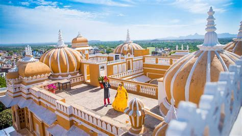 Top 15 Exotic Wedding Destinations in India: Tour My India