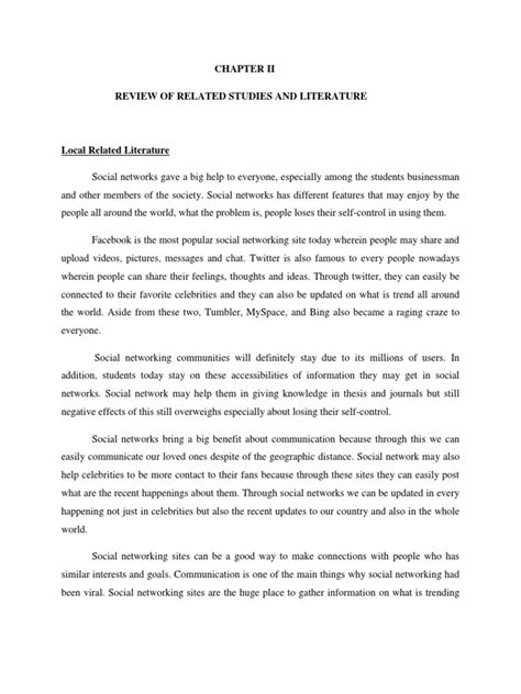 thesis statement about social media and relationships thesis statement on social networking sites