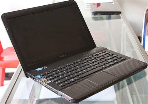 Sony Vaio Vpceg38fg 2 jual laptop gaming 2nd sony vaio vpceg38fg jual laptop
