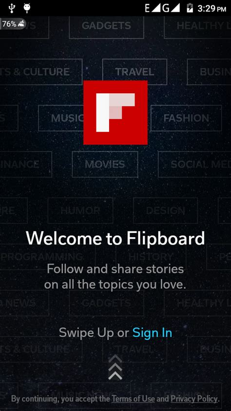 layout flip animation in android background animation like flipboard android application