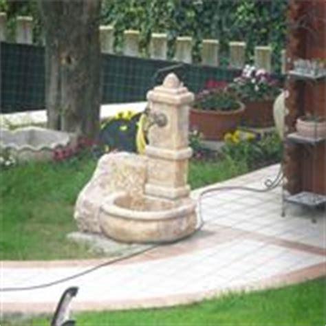 fontane da giardino brico fontane