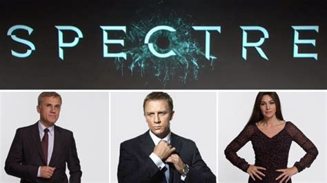 spectre film spectre to be title of next james bond film bbc news