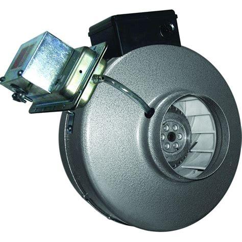 air duct fan home depot vortex 4 in powerfan inline duct fan with pressure switch