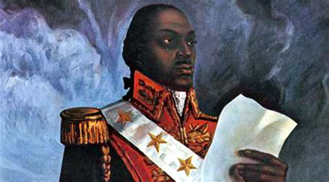 History Of The L by Rest In Power Toussaint L Ouverture Saluting Haiti S