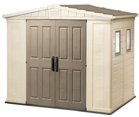 Resin Storage Sheds Garden Shed Sizes Nz Uk Keter Apex Resin Tool Shed Cedar