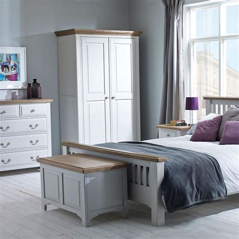 painted bedrooms hutch 174 buxton light grey painted bedroom furniture