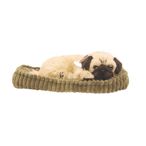 petzzz pug uk precious petzzz pug lifelike breathing puppy 59460