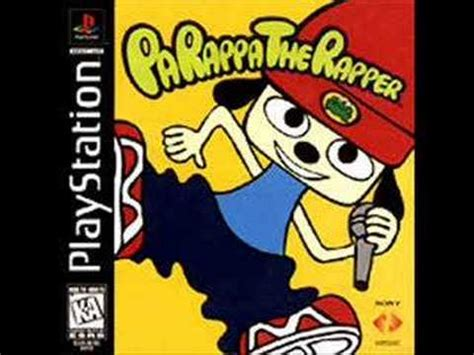 parappa the rapper bathroom rap parappa the rapper prince fleaswallow s rap youtube