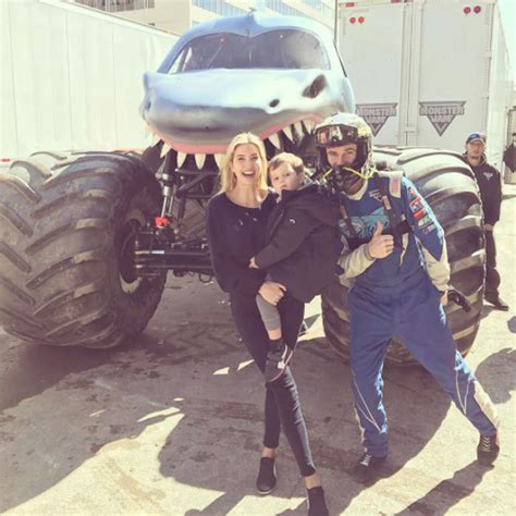 monster truck show for kids ivanka trump s kids are loving their new d c life see